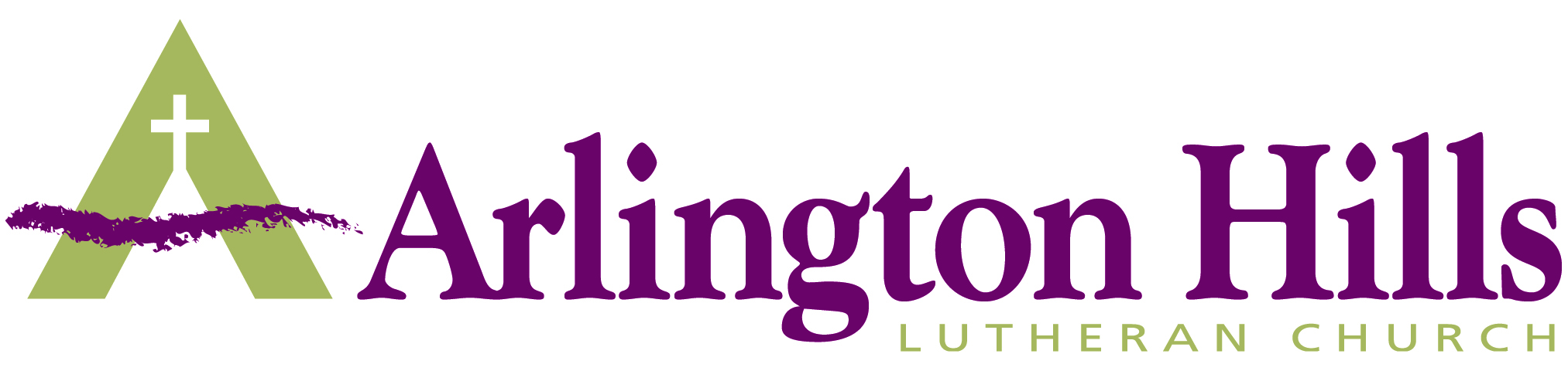 Arlington Hills Lutheran Church logo